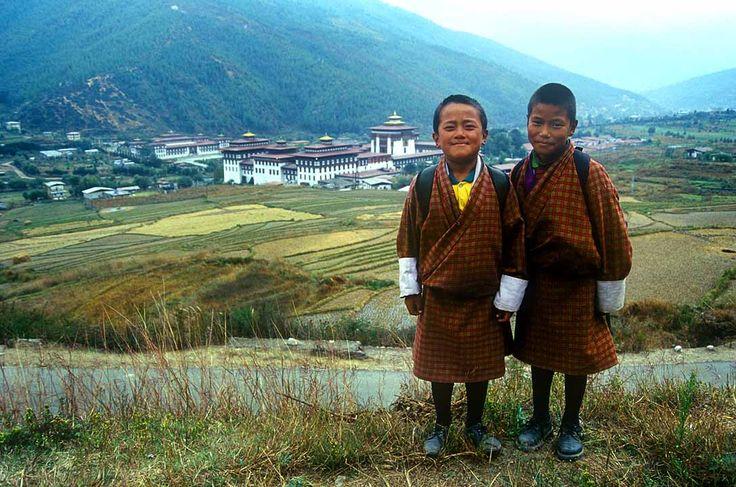 Bhutan: Un pais con conciencia.