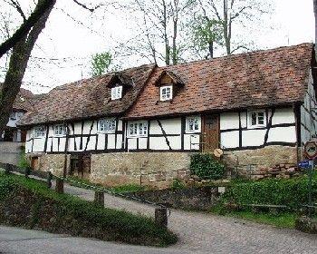 Michelbach - Hirtenhaus.