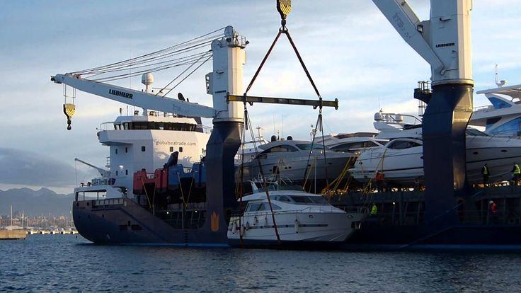 Starclass Yacht Transport Boot dusseldorf sailing 2014