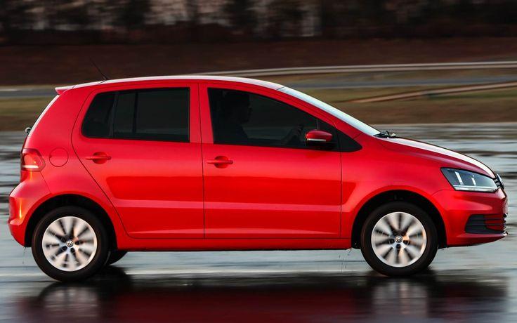 Novo VW Fox 2015 - Trendline