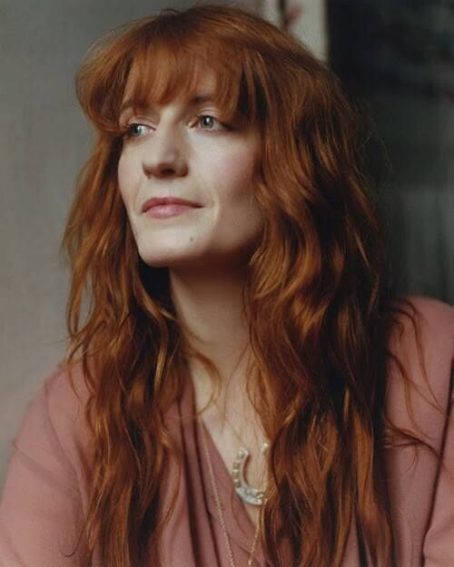 Florence Welch - just pinning her again because I love her so much.
