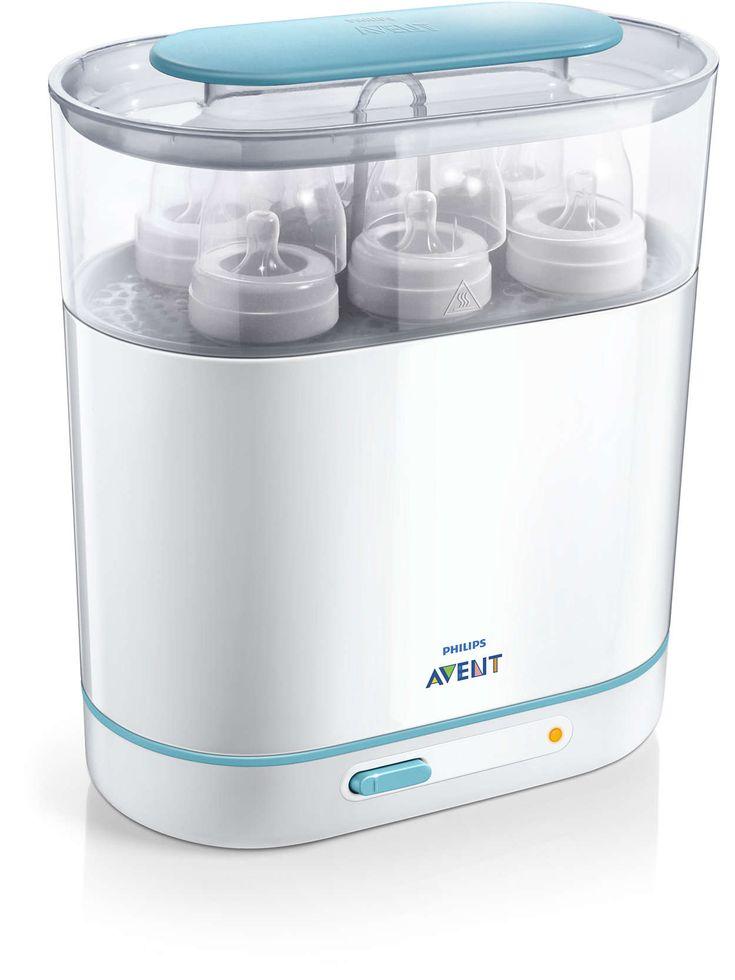 Convenient and effective sterilisation