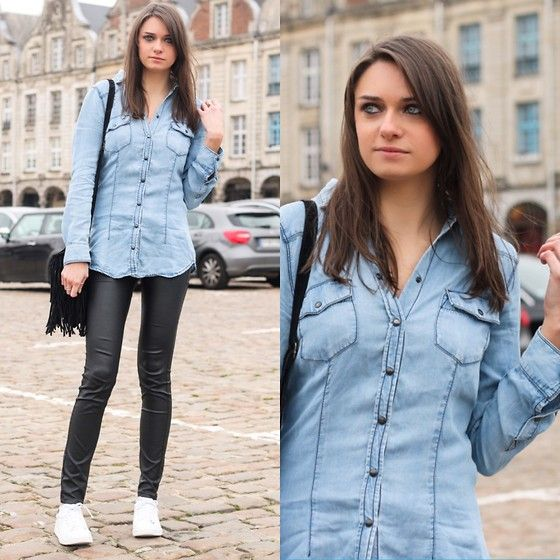 Get this look: http://lb.nu/look/7240960  More looks by Audrey: http://lb.nu/audrey_c  Items in this look:  Stradivarius Denim…