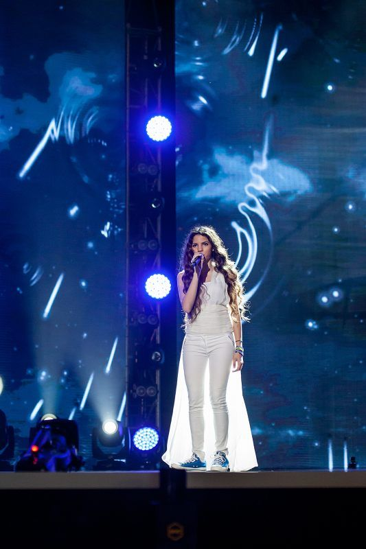 Sophia Patsalides from Cyprus will make everybody dance on Saturday night (Sunday morning) at the Junior Eurovision Song Contest 2014 in Malta singing I Pio omorfi mera (the most beautiful day).
