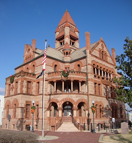 Courthouse, Sulphur Springs, TX.