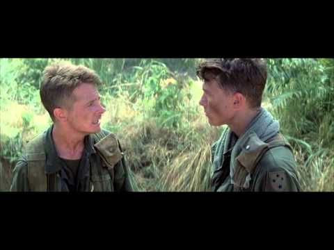 Casualties of War - Michael J. Fox speech, used in Guns N' Roses song Madagascar - YouTube