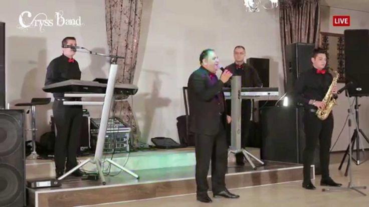 Videoclip Live Ciresel Cu Frunaza Deasa. Formatia Cryss Band pentru nunti, botezuri, petreceri private si corporate, garantia unui eveniment special.