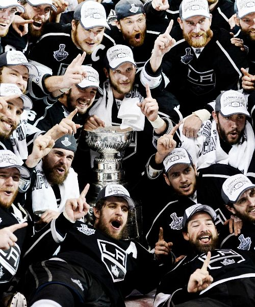Congratulations to the Los Angeles Kings, 2014 Stanley Cup Champions!