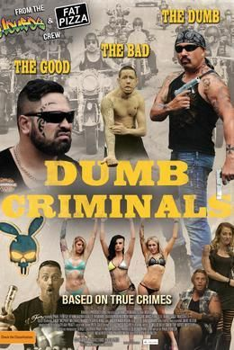 """Please join us for a special screening of """"Dumb Criminals."""""""