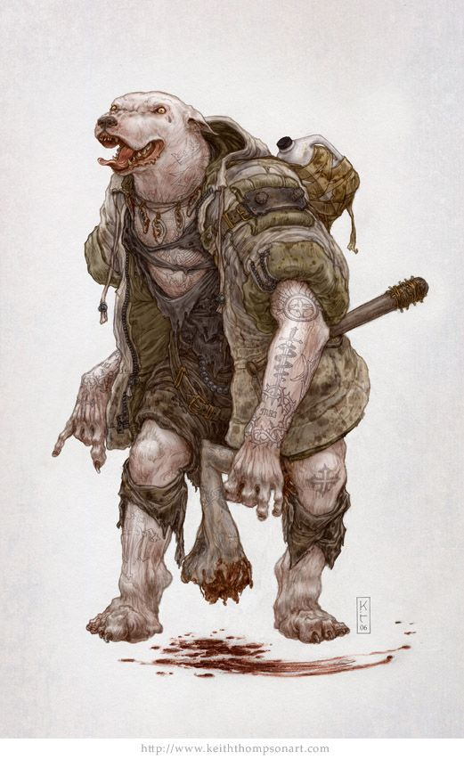 Character Design Techniques Keith Thompson : Best images about hybrid characters on pinterest