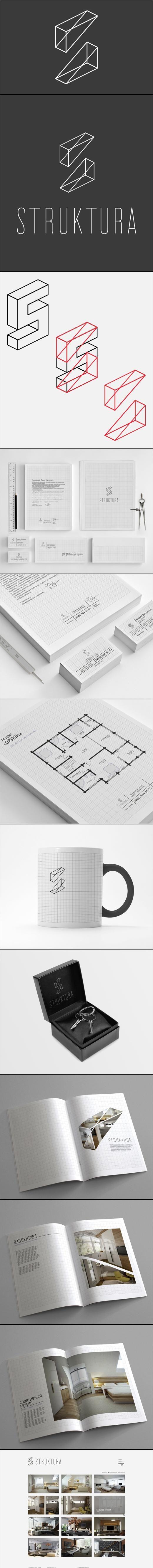 Struktura /Relogika & Sergey Semenov #identity