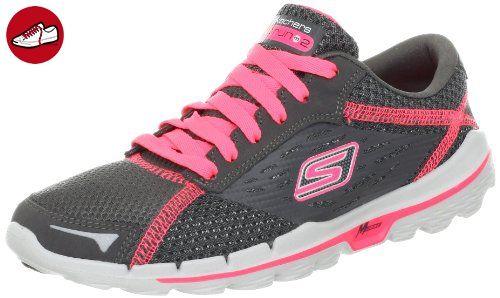 Skechers  Go Run 2,  Damen Joggingschuhe , Grau - Grigio (Gris (Cchp)) - Größe: 35 - Skechers schuhe (*Partner-Link)