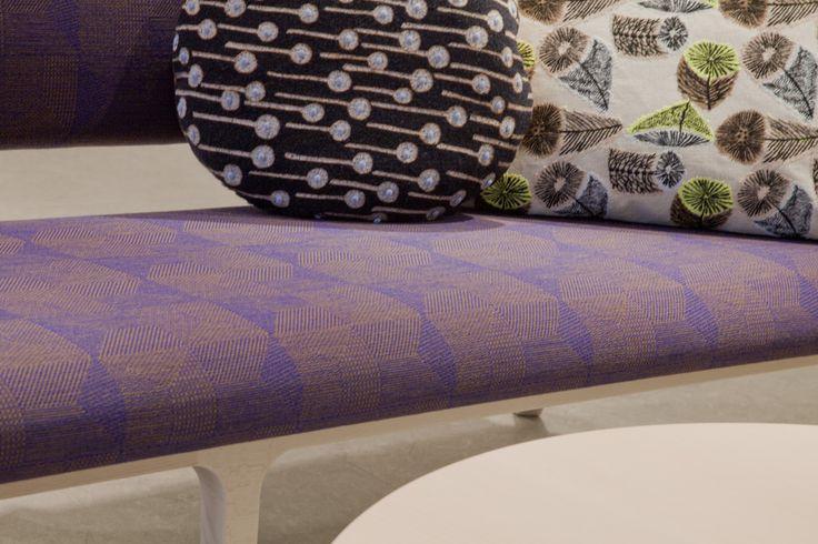 New textile by Akira Minagawa for Kvadrat