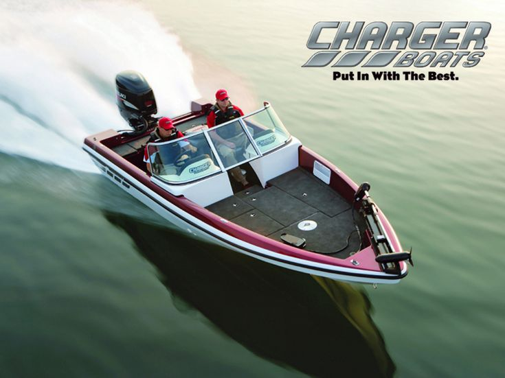 New 2012 Charger Boats SUV 190 Bass Boat