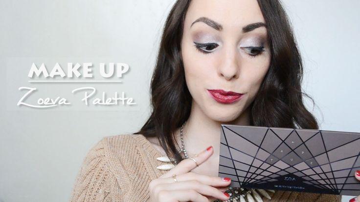 Tutorial Zoeva Makeup http://lejoliblog.com/2016/01/27/maquillage-palette-en-taupe-zoeva/ #Zoeva #makeup #tutorial #entaupe