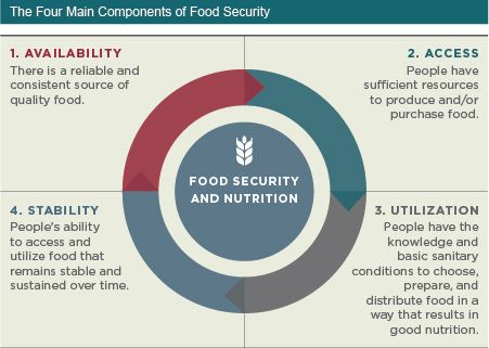 Hunger Relief Organizations | Food and Nutrition ...