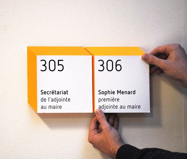 GRAPHIC AMBIENT » Blog Archive » EO Signage System, France