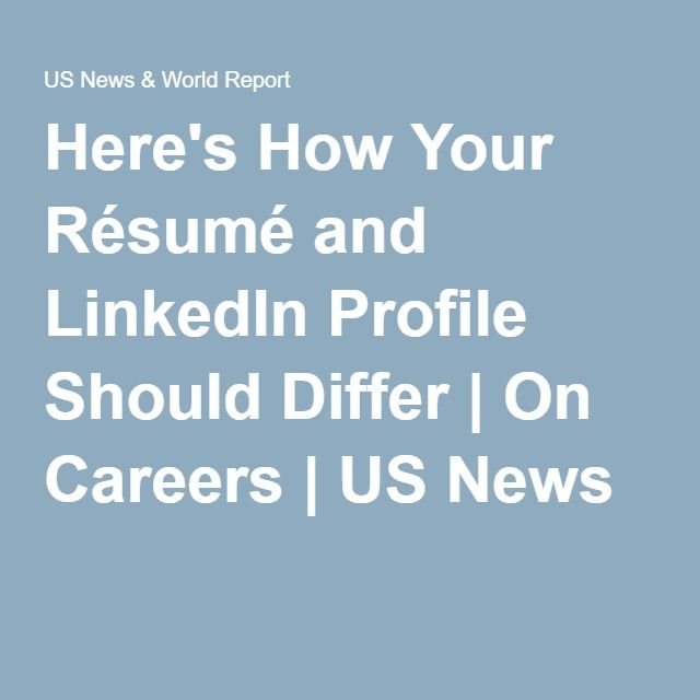 40 best LinkedIn images on Pinterest Career, Job search and Hunting - find resumes on linkedin
