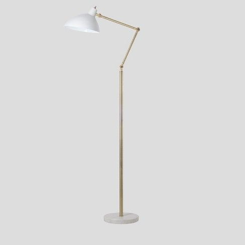 Coulee Floor Lamp White - Project 62™