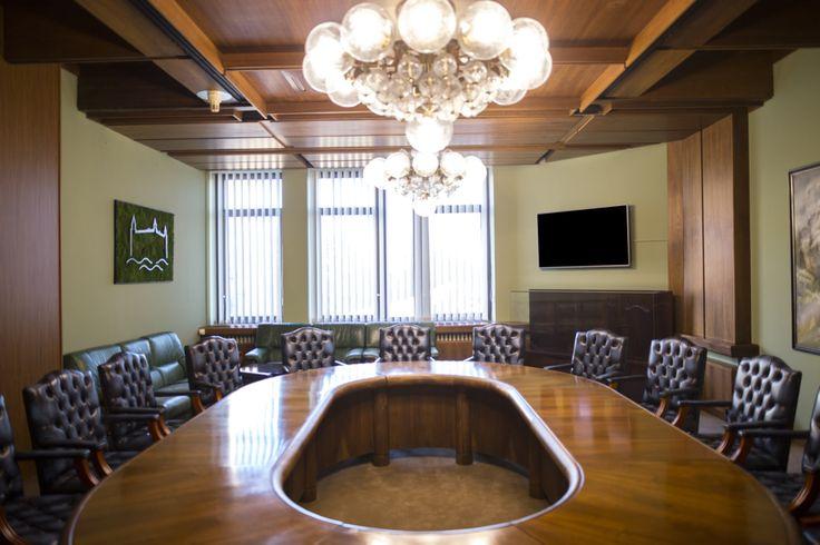 Rokovacia miestnosť