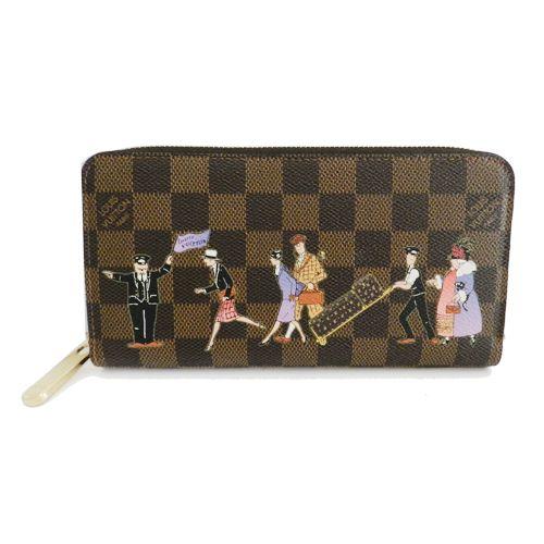 Billetera Zippy de Louis Vuitton. Es una edición limitada con el interior en piel malva. Estado impecable #complementos #louisvuitton