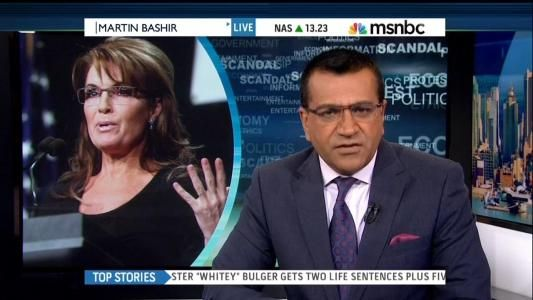 Networks That Skipped Bashir's Gross Attack on Palin Were Outraged By Limbaugh Fluke Joke | Media Research Center