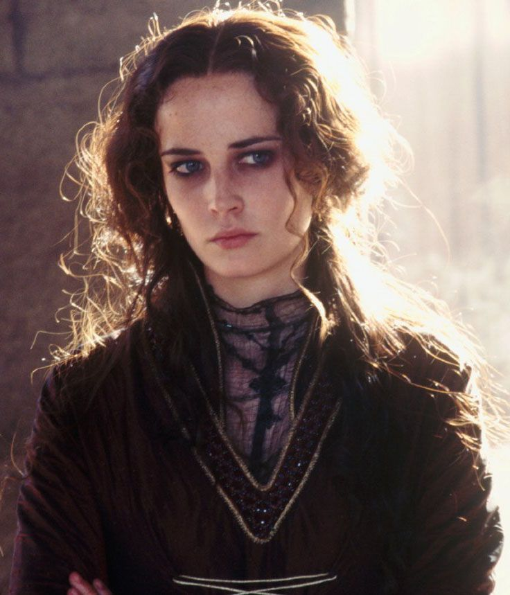 "Eva Green en ""El Reino de los Cielos"" (Kingdom of Heaven), 2005"
