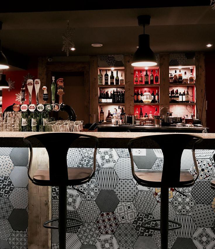 Boca Tapas Bar in St.John's NL. San Sebastián, Spain, Barcelona, Tapas, restaurant https://www.allyblog.com/home/boca-tapas-bar