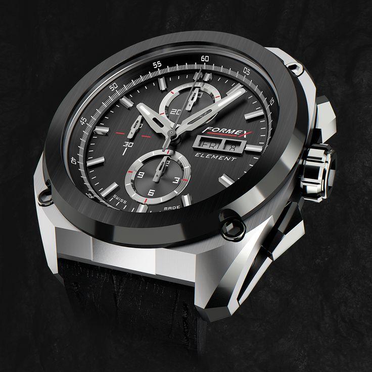 Presentamos el reloj de gama alta más asequible del mundo: el nuevo ELEMENT | FORMEX Relojes suizos