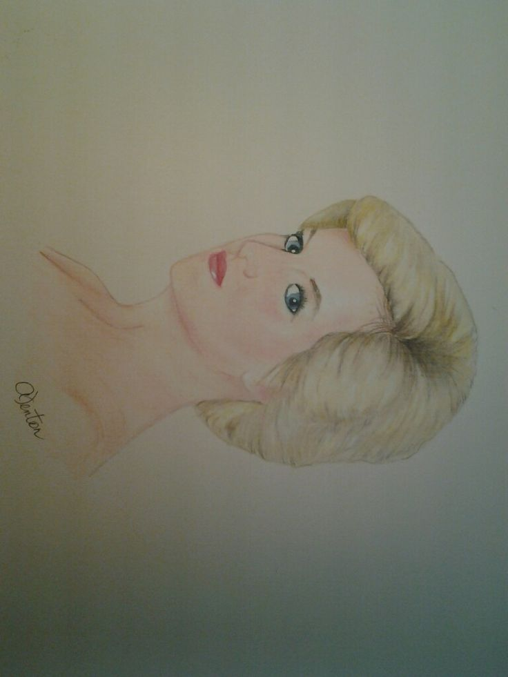 Princess Di ... Prisma Colored Pencils