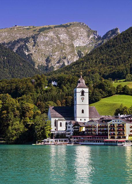 St. Wolfgang im Salzkammergut, Upper Austria, Austria