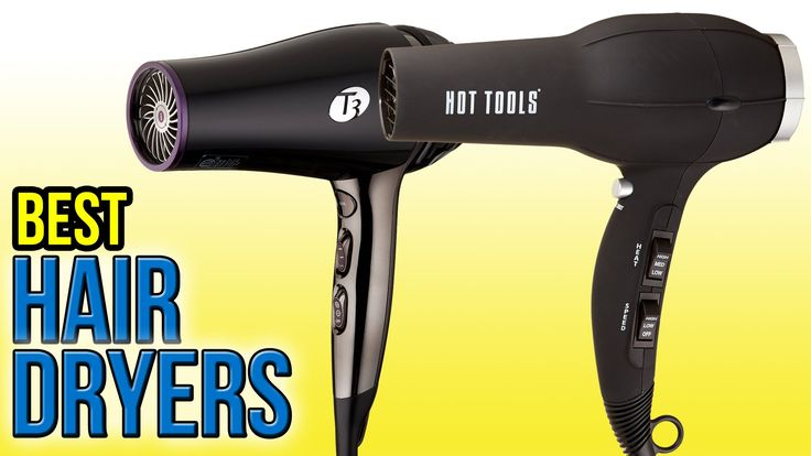 10 Best Hair Dryers 2016