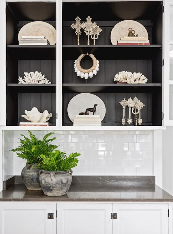 vosgesparis: A Sidney home in Black and White by Pamela Makin