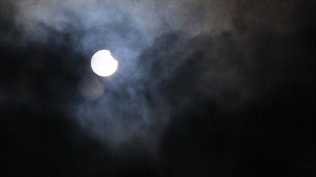 20 Mart 2015 Güneş Tutulması