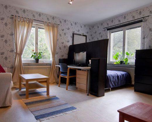 Studio Apartment Bed Ideas