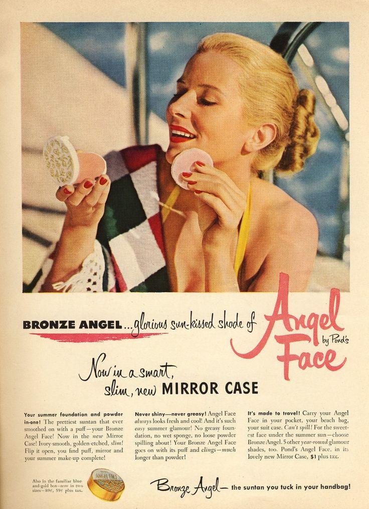 Vintage Ads | Lulu's Vintage Blog: Vintage Makeup Advertisements