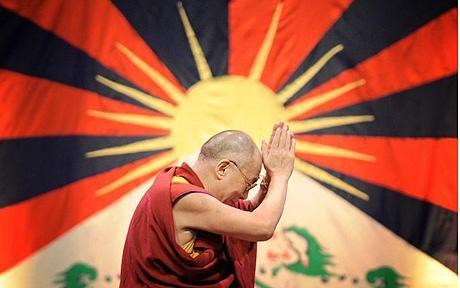 dalai,,, free tibet please!