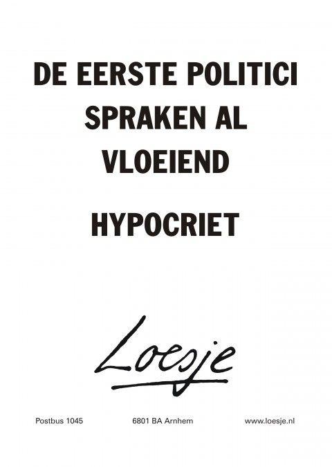 140107 Hypocriet