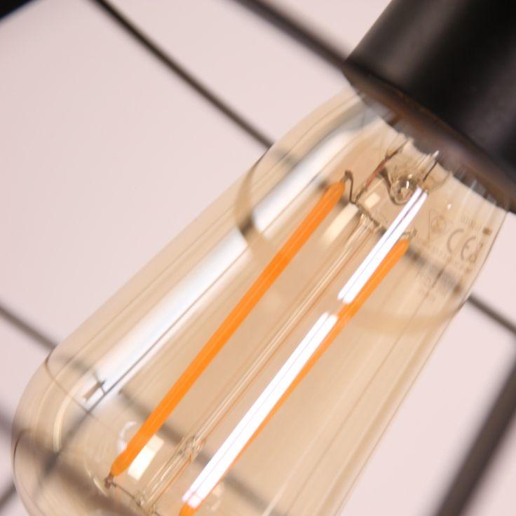 Hanglamp Steinhauer Wired 7790BE - Steinhauer - Lamp123.nl