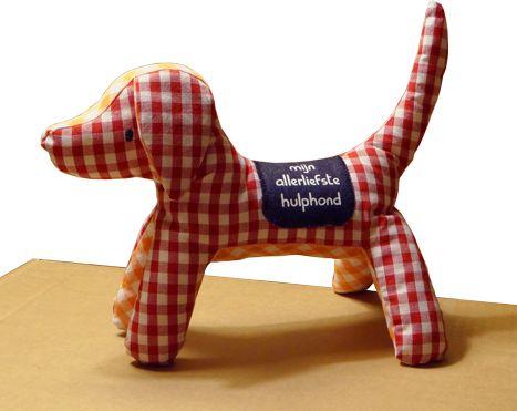 Hulphondenknuffels voor mijnhulphond.nl