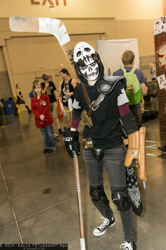 Casey Jones costume ideas for K