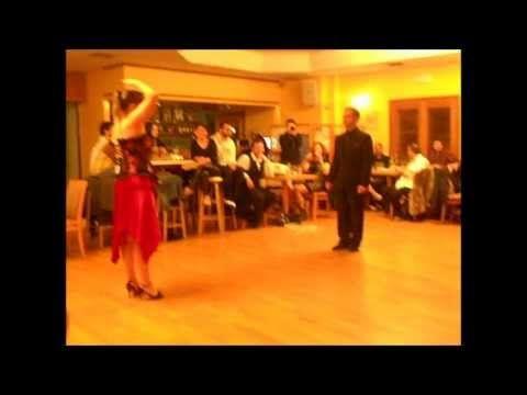 Rafail Saltas & Zili Christoni (5/5) @ Rethymno Tango Weekend 22-23 Feb 2014 - YouTube