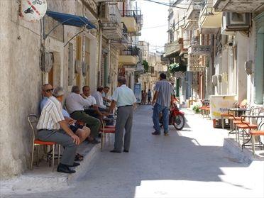 Chios informatie, karfas, Pirgi, Griekenland, Griekse eilanden
