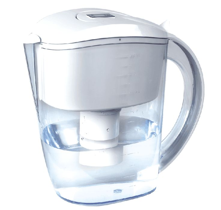 High quality 3.5L alkaline water pitcher with ORP NOT Electrolysis version