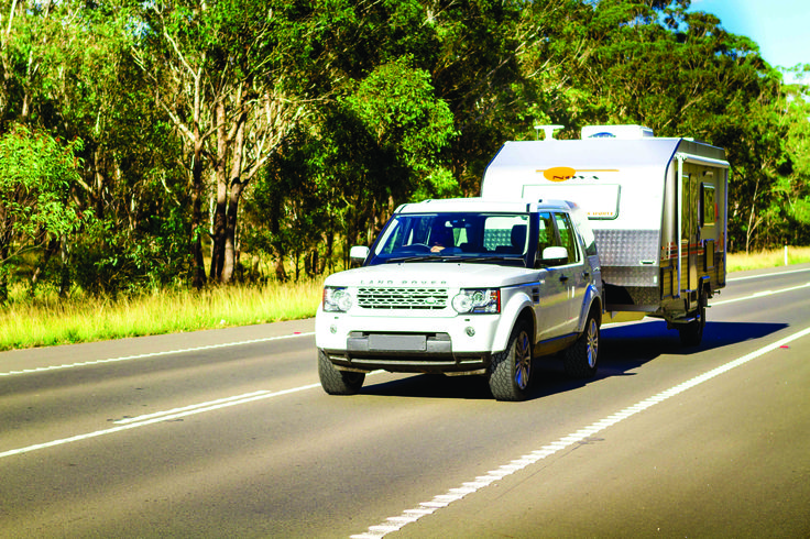 #traveltiptuesday When towing a caravan or camper it's a good idea to regularly monitor traffic behind to be aware of any vehicle that may be wanting to overtake. A single flash of your right indicator is a widely accepted method of letting the vehicle behind know that you consider it safe for them to overtake, as your caravan may be blocking their view of the road ahead.