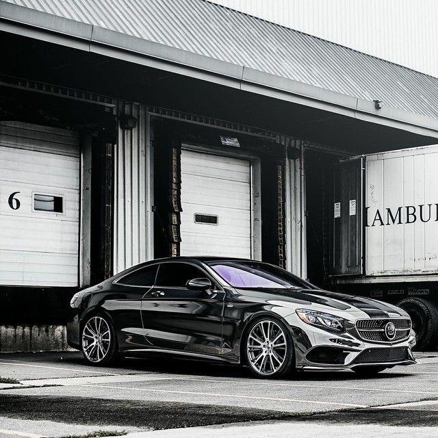 Mercedes Coupe C Class