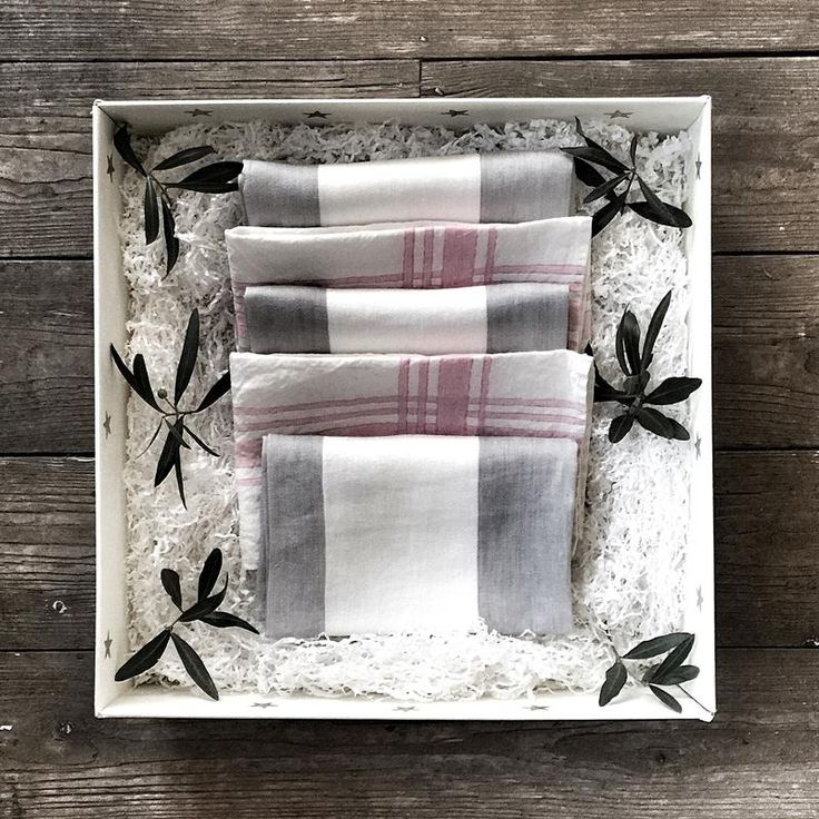 The Tea Towel Lover Gift Box