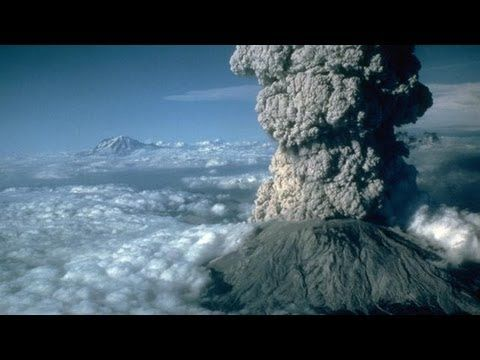Volcano Eruption - The Eruption of Mt St Helens (1980) - Rare Footage follow link not photo  http://youtu.be/3zHgwiOK3oU