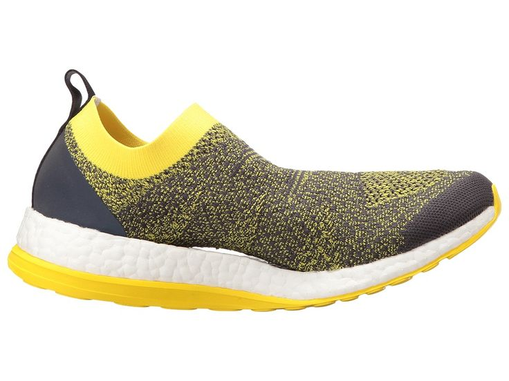 adidas by Stella McCartney Pure Boost X Women's Shoes Super Purple S16/Pearl Rose/SMC/Vivid Yellow S13