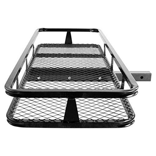 "50"" Bumper Hitch Cargo Carrier Basket 500lb Capacity for 2"" Reveiver - http://www.caraccessoriesonlinemarket.com/50-bumper-hitch-cargo-carrier-basket-500lb-capacity-for-2-reveiver/  #500Lb, #Basket, #Bumper, #Capacity, #Cargo, #Carrier, #Hitch, #Reveiver #Cargo-Carriers, #Fall-Winter-Driving"